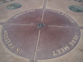 four_corners_plaque